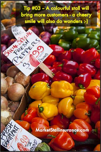 Market Stallholder Tip 003
