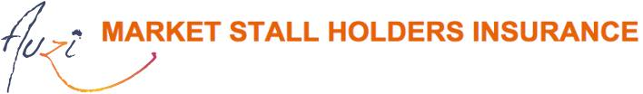 Auzi market stall holder insurance logo