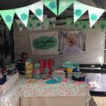 Market stall QT Pie Baby