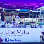 Market stall Lilac Meltz
