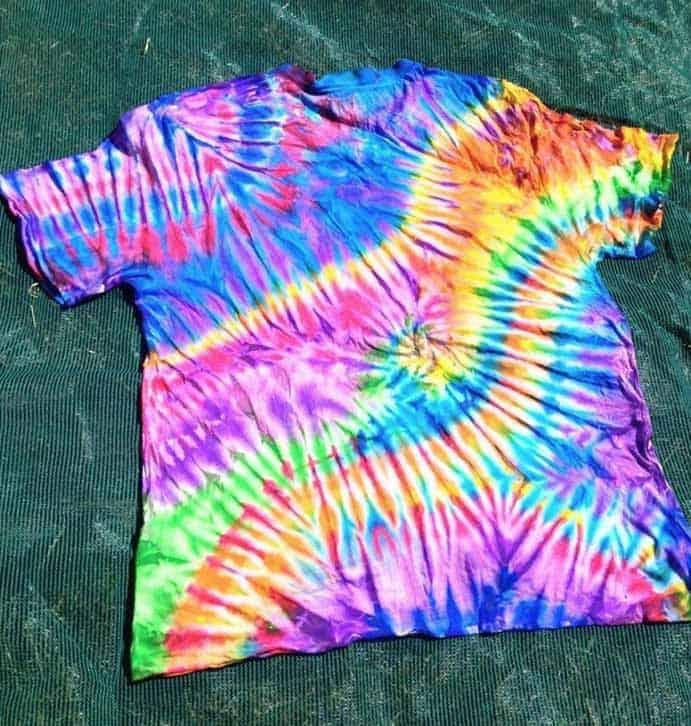 Rainbowtopia Universal Tie Dye