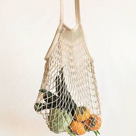 environmentally conscious reusable shopping bag