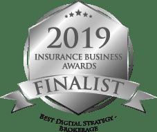 AUZi Insurance Insurance Business Awards Finalist