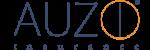 AUZi Insurance logo. Navy text and orange icon