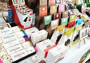 products offered by addicted to chocolate