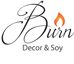 burn decor and soy are a candle supplier