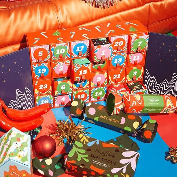 Happy Socks Christmas range