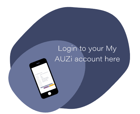 login to your My AUZi account